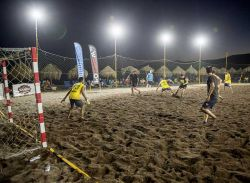 Beach & Foot Volley, Water Polo, 3on3 και Beach Soccer!